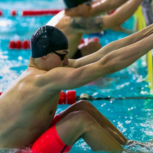 4 Fundamental Shoulder Exercises for Swimmers