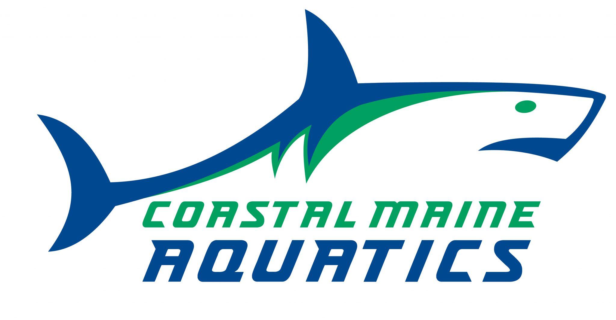 Costal Maine Aquatics logo