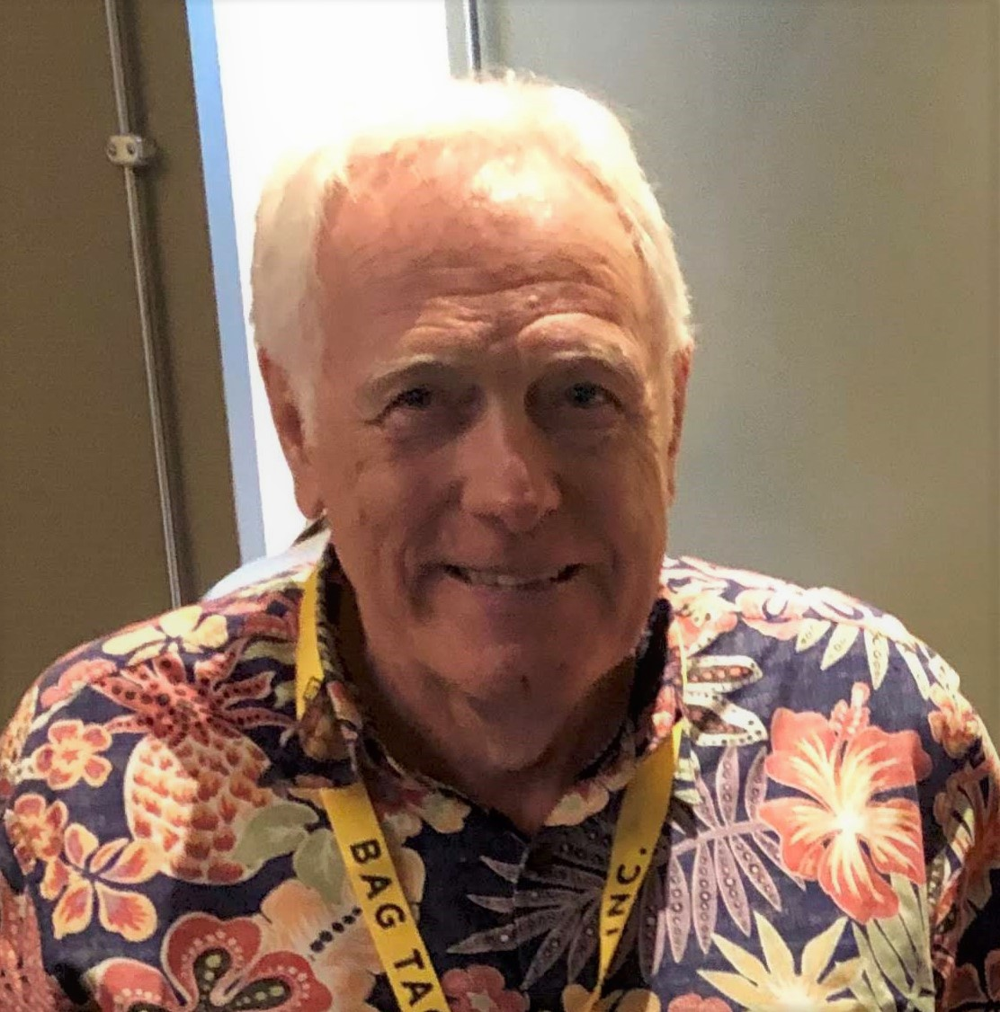 Doctor Ernie Maglischo at ISCA Clinic, 2019