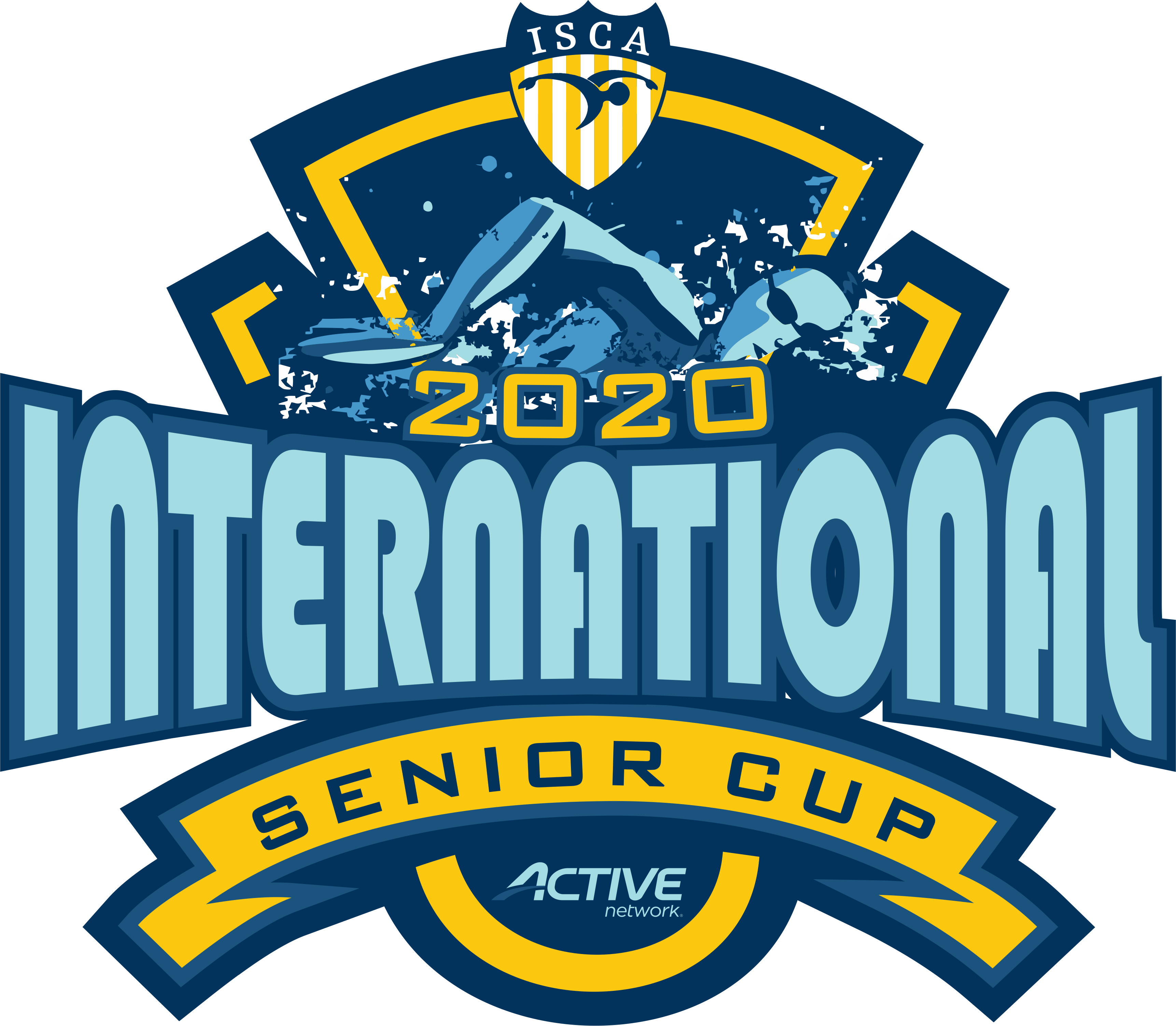 Logo for 2020 ISCA Senior Cup