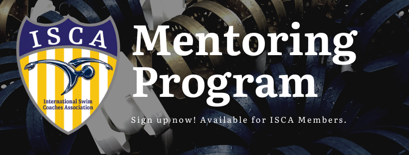 Mentoring Program, Sign up now if you are an ISCA member