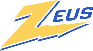 Zeus Swim Team logo