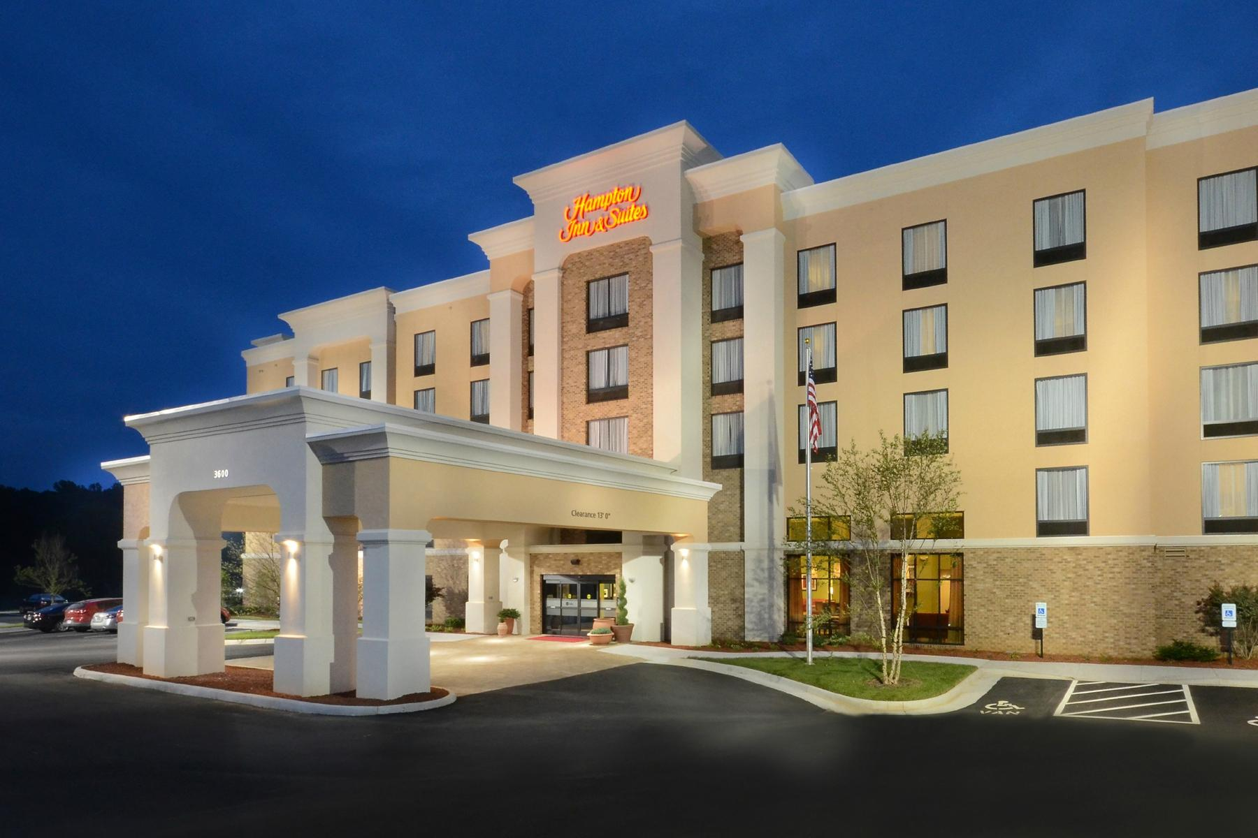 Hampton Inn Suites Lynchburg