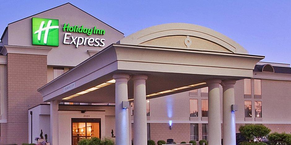 Holiday Inn Express, Danville