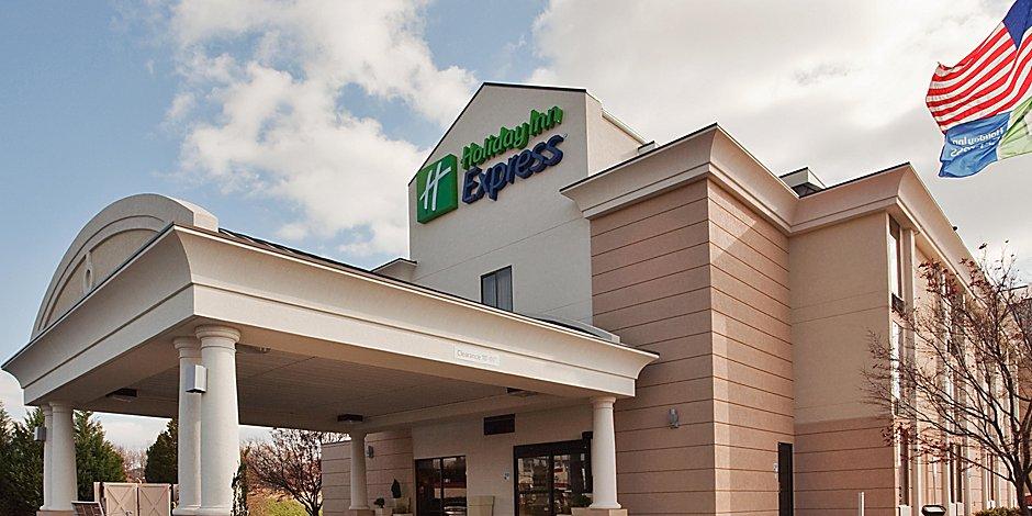 Holiday Inn Express, Lynchburg