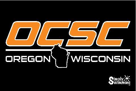Oregon Community Swim Club, logo
