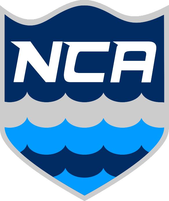 Northeast Connecticut Aquatics logo