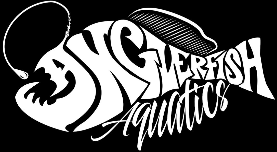 Anglerfish Aquatics logo