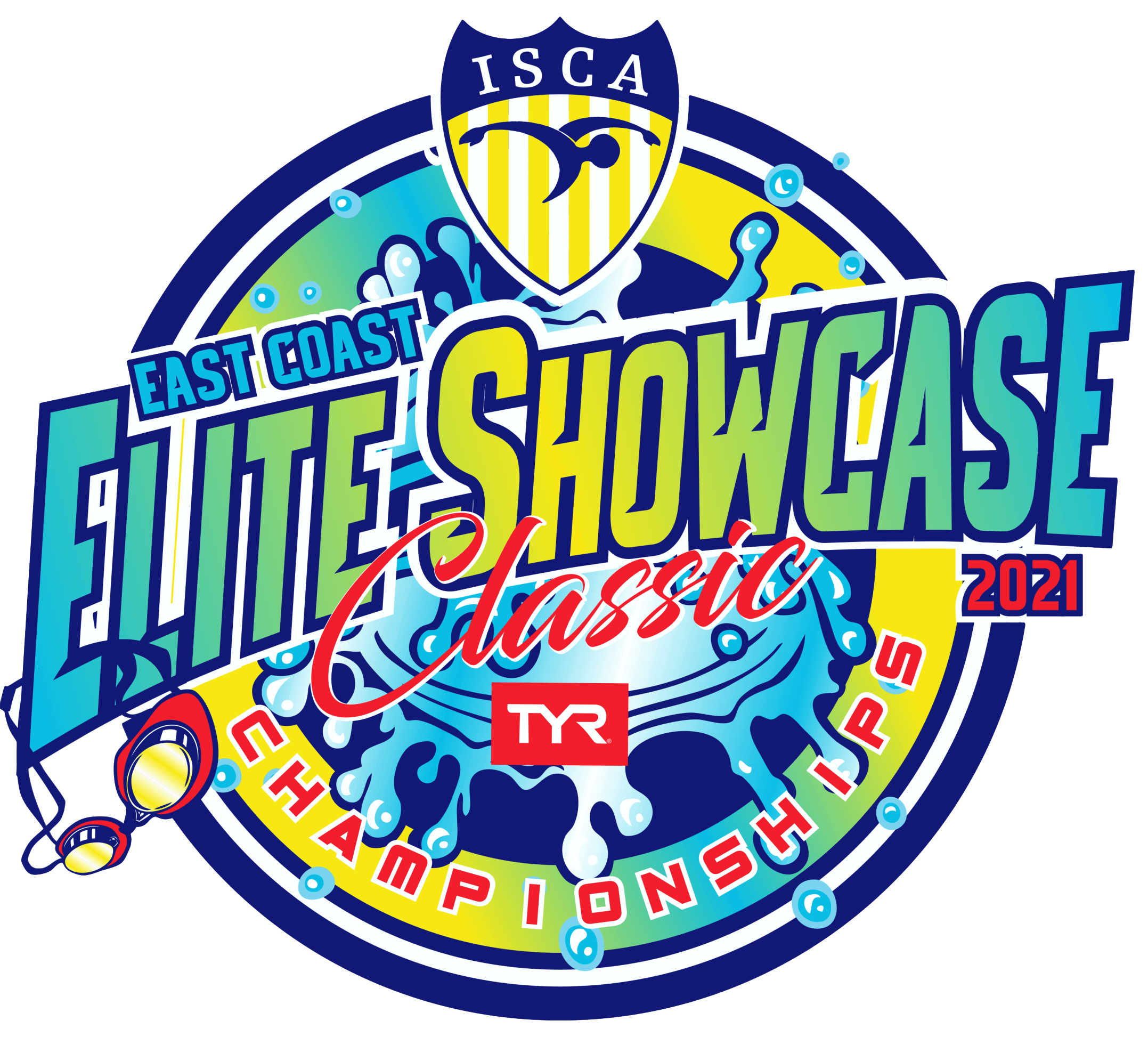 ISCA East Coast Elite Showcase Classic - 2021 - logo