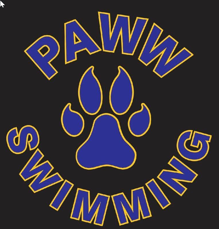 PAWW Swimming logo