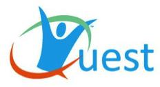 Quest Swimming logo